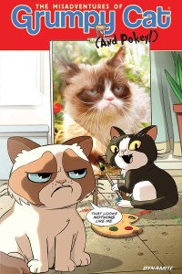 The Misadventures of Grumpy Cat (and Pokey) - Preview Review
