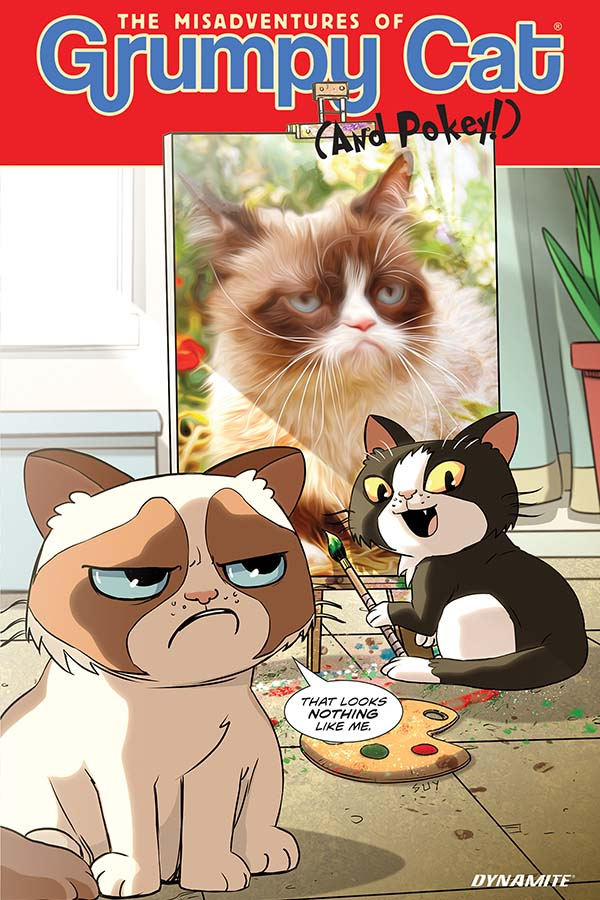 The Misadventures of Grumpy Cat and Pokey What39cha