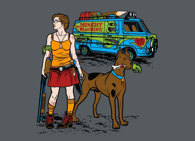 Scooby-Welma-Zombies