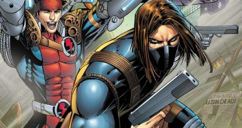 Jim Zub to write Marvel's New Thunderbolts Book!