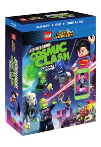 Cosmic Clash DVD