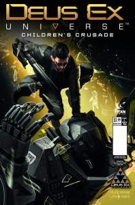 Deus Ex #2 - Cover B - Previews Order Code JAN161672