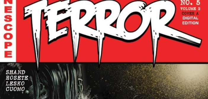 Grimm Tales of Terror #5 - Review