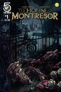 The House of Montresor #1 Review