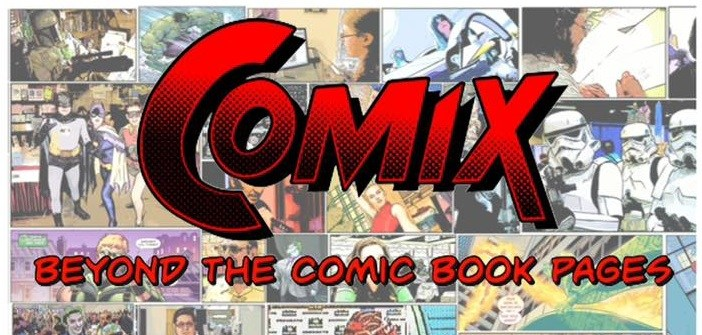 New York Screening of COMIX: Beyond The Comic Book Pages!