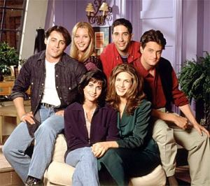 Friends_season_one_cast