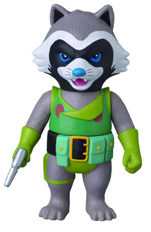 Sofubi Rocket Raccoon