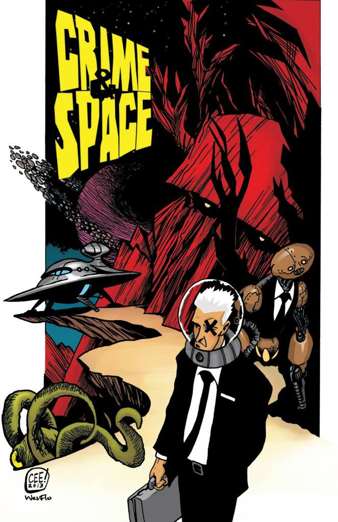 Another Crime & Space print available for purchase