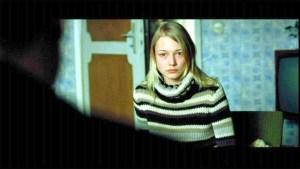 Oksana Akinshina in the best scene from the superior BOURNE SUPREMACY