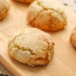 Soft Amaretto Cookies (Gluten Free)