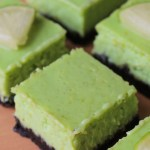 Chocolate Lime Bars