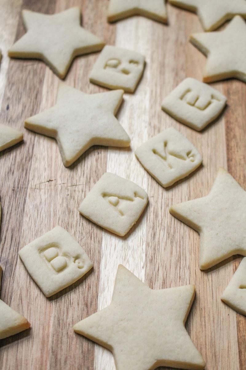 Vanilla Sugar Cookies   What Charlotte Baked