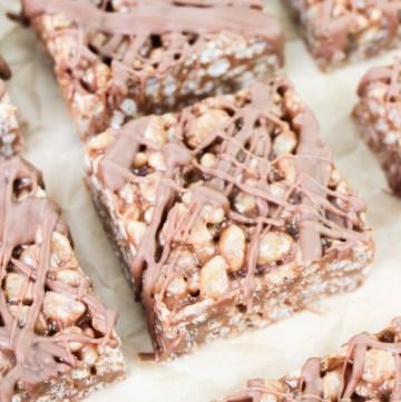 Mars Bar Cake   What Charlotte Baked