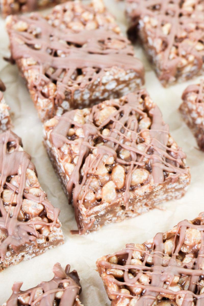 Mars Bar Cake | What Charlotte Baked