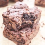 Double Chocolate Cookie Bars | What Charlotte Baked