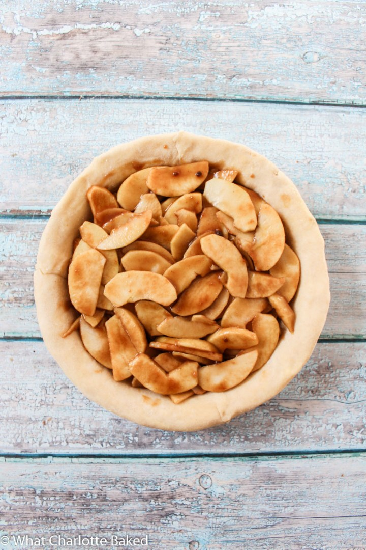 Maple Apple Pie recipe   What Charlotte Baked