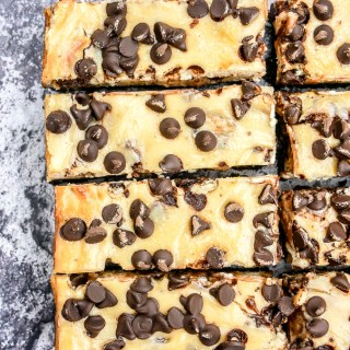 Snickers Cheesecake Bars recipe | What Charlotte Baked