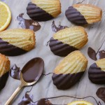 Chocolate Orange French Madeleines (Mediterranean Week #1)