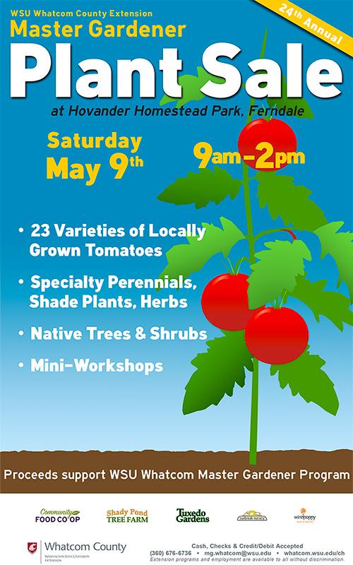 master gardener plant sale 2015