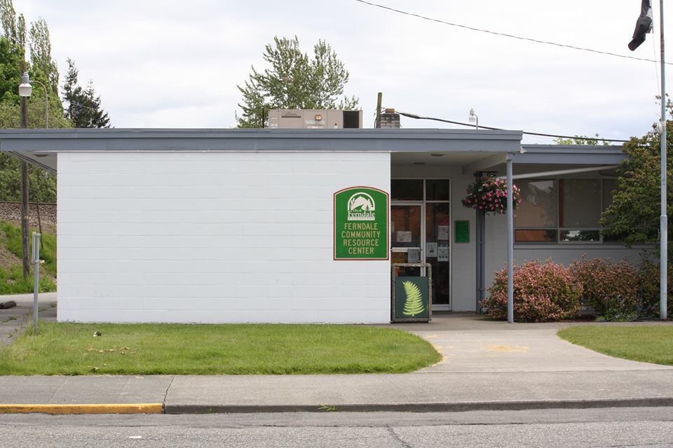 Ferndale Community Resource Center exterior 2015