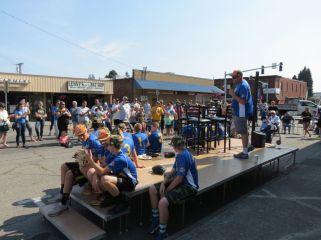 Community honors 12u Cal Ripken World Series champs 2