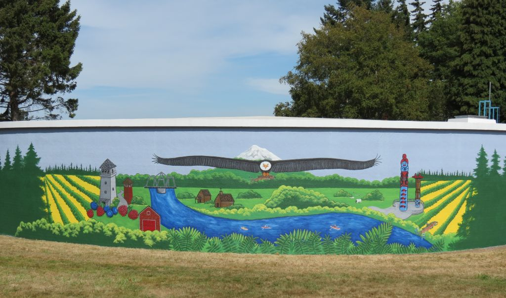 finished water tank mural at vista and thornton 2017-08-23