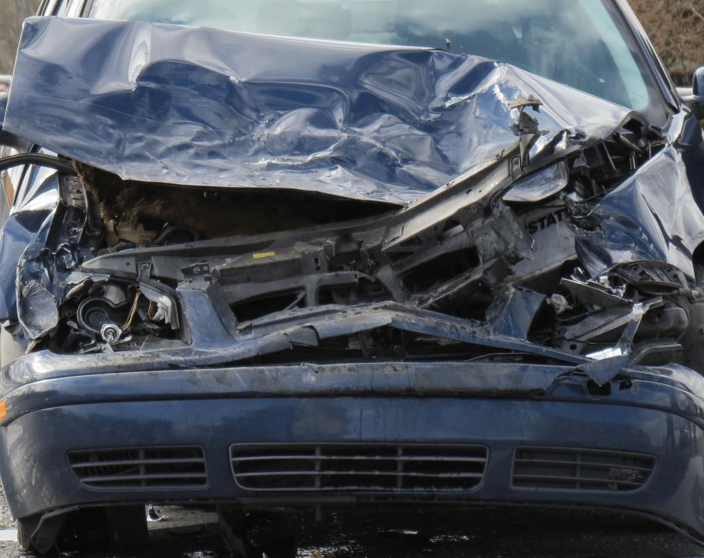 car crash file photo