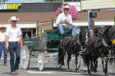 One of the many entries in the 2018 Whatcom Old Settlers Grand Parade in Ferndale (July 28, 2018). Photo: My Ferndale News