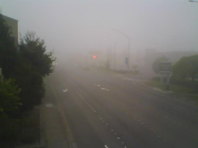 Main Street MFN webcam image at 8:30am (September 14, 2020).