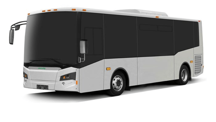 Rendering of Vicinity Lightning Electric Vehicle (Source: Vicinity Motor Corp.)