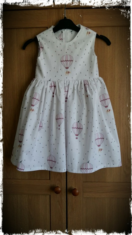Love sewing flo dress