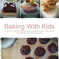 FREE eBook: Baking With Kids