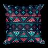 Aztec tender - Native American Styles Decorative Square Pillow