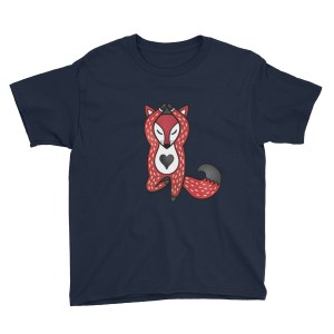 Fox Lover T-Shirt for Boys