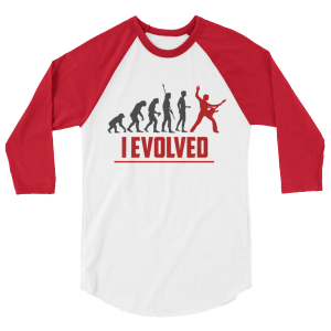 Guitar Player Evolution - I Evolved Long-Sleeve Shirt