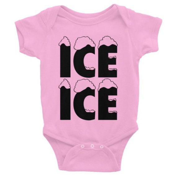 Ice Ice Infant Bodysuit