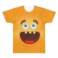 Funny Laughing Smiley Face T-Shirt - Emoji T shirt