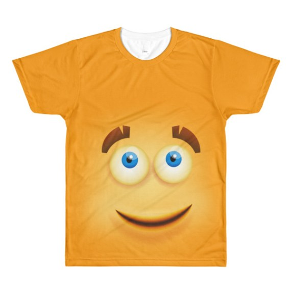 Funny Yellow Smiley Face T-Shirt