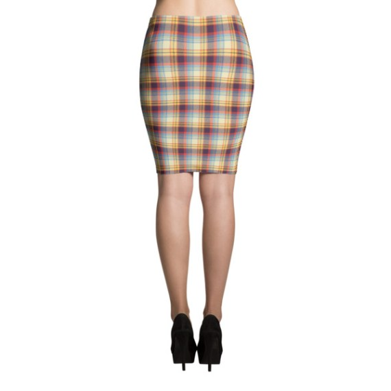Women's Casual Style Pencil Skirt