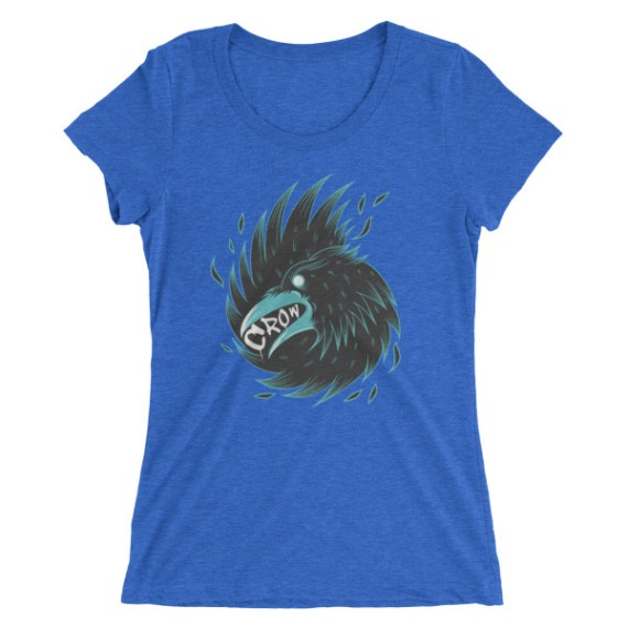 Ladies' Crow short sleeve t-shirt