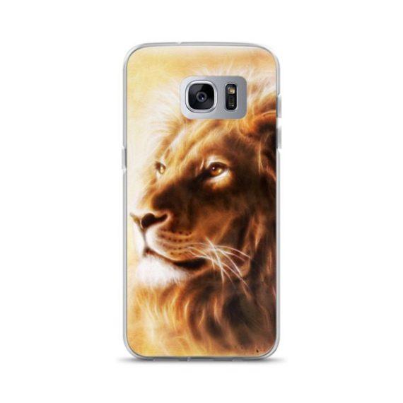 lion head Samsung Case