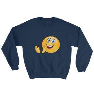Clapping emoji Sweatshirt