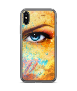 Cute Eye iPhone Case
