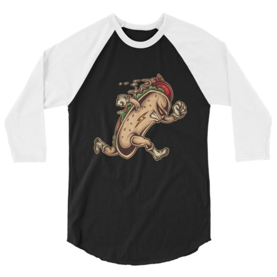 Hot Dog Hero LONG-SLEEVE SHIRT