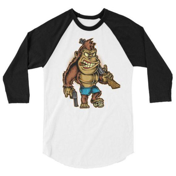 Killer Kong LONG-SLEEVE SHIRT