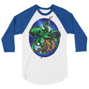 Octopus LONG-SLEEVE SHIRT