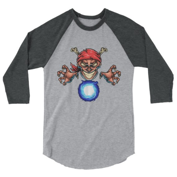 Pirate Magician LONG-SLEEVE SHIRT