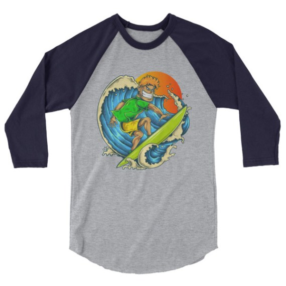 Pro Surfer LONG-SLEEVE SHIRT