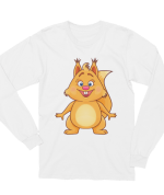 Unisex squirrel Long Sleeve T-Shirt