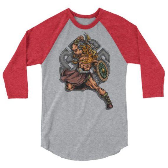 Viking Warrior LONG-SLEEVE SHIRT